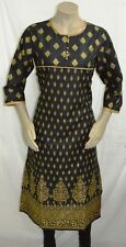 Indian Bollywood Designer Ethnic  Kurti Ladie Women Traditional Top Casual Dress