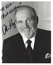 8X10 AUTOGRAPHED POSTER / PHOTO OF ACTOR COMEDIAN ALAN KING  **