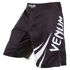 Venum Challenger MMA Fight Shorts - Black/Ice