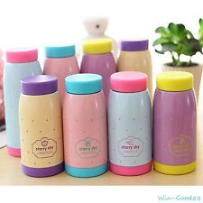 Cute Stainless Steel Travel Mug Thermos Tumbler Containers Vacuum Insulated Cup