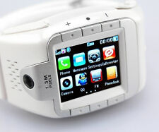 """1.4"""" Wrist Watch Mobile Phone with Camera MP3 MP4 Bluetooth Touch screen US1 SK"""