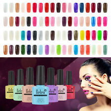 Belen Soak-off UV LED Gel Polish Nail Art Top Base Coat Manicure Varnish Shellac
