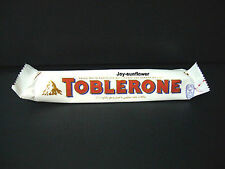 Toblerone swiss white chocolate with honey & almond nougat 35 g.