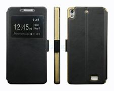 Ultra Slim PU Leather Cover Case For FLY Tornado Slim IQ4516 4516 Smartphone New