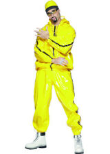 90's Tv Star Ali G Estilo Rapero Fancy Dress Costume