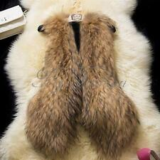 Winter Warm Women Faux Fur Sleeveless Short Coat Fluffy Waistcoat Gilet Jacket