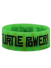 Teenage Mutant Ninja Turtles Turtle Power Green Wristband