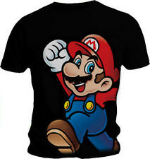 Official T Shirt SUPER MARIO Nintendo 64 Vintage Game SUPER Black All Sizes