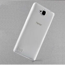 For Huawei Honor 3c 0.3mm Ultra Thin Clear Gel skin case cover