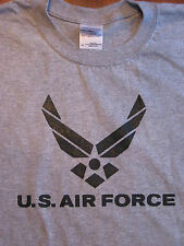 U.S. AIR FORCE, PT-T-Shirts Military Style Physical Training Cotton Tees