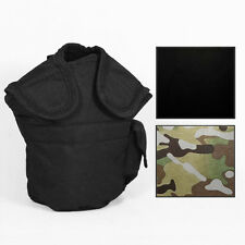 Tactical MOLLE SYSTEM CANTEEN POUCH Holder US Army Style Airsoft - Colour Option