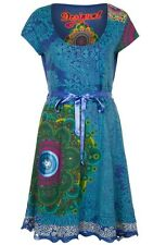 NEW DESIGUAL LADIES YOLANDA DRESS