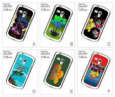 Yes English Rock Band Hard Back Cover Case for Samsung Galaxy S3 Mini i8190