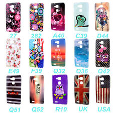 Soft TPU Gel Protective Skin Case Cover For Huawei Ascend Mate 7+ Stylus