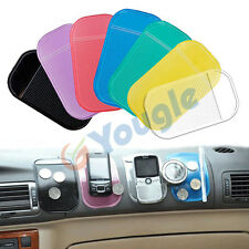 5 Pcs Car Sticky Anti Slide Non Slip Mat Pad Dash Cell Phone Magic GPS Holder