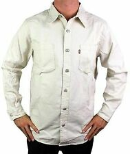 NEW NWT LEVI'S MEN'S COTTON CLASSIC LONG SLEEVE BUTTON UP CASUAL DRESS SHIRT
