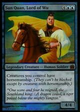 MTG - Sun Quan, Lord of Wu - FOIL - From the Vault Legends