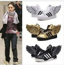 New wing of angel wings shoes dancing men and women high shoes 38-44