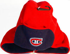 MONTREAL CANADIENS 2007 BOYS AVIATOR TOQUE WINTER HAT KNIT BEANIE NEW