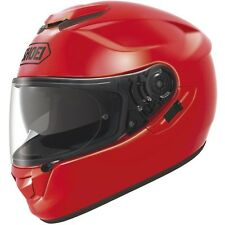 SHOEI GT-AIR SHINE RED MOTORCYCLE HELMET - FREE GIFTS WITH THIS MODEL