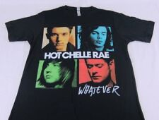 NEW Mens Womens Hot Chelle Rae Whatever World Tour 2012 Black T-Shirt S M L XL