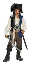 Pirates of the Caribbean - Captain Jack Sparrow Deluxe Child Costume