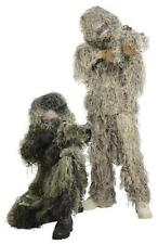 NEW Kids Ghillie Gillie Suit Woodland Camo 3 Sizes Available SM-LG Kids Love!!