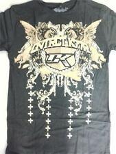 "CONTRACT KILLER ""GRIFINDUH"" BRAND NEW AUTHENTIC MMA BLACK T-SHIRT"