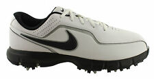NIKE DURASPORT II MENS CUSHIONED LEATHER LACE UP WATERPROOF GOLF SHOES