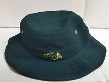 North Dakota State NDSU Bison Bucket Cap Zephyr Stretch Fit Fitted Strings Hat
