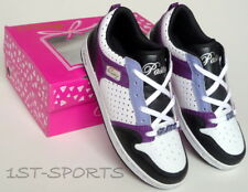 NEW WOMENS, GIRLS PASTRY GLAM PIE LOW LEATHER TRAINERS, SHOES UK 6 to 8