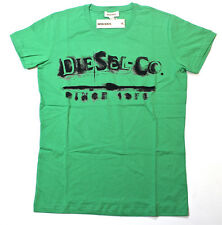 Diesel T-Ink-RS Green T-Shirt 5AC