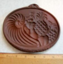HARTSTONE / BROWN BAG ART COOKIE CO - COOKIE MOLDS - FIVE VERY NICE CHOICES