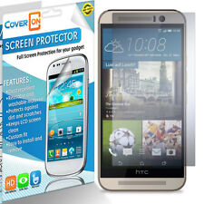 Clear Screen Protector HD Film LCD Scratch Resistant Cover for HTC One M9