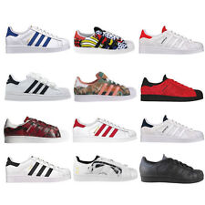 Adidas SUPERSTAR 2 Originals Women's Children Sneaker Trainers Velcro Fastening