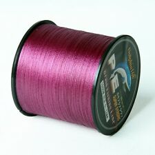 PE 6-100LB 100m 200m 300m 500m 1000m Dyneema 4Braid Fishing Line Spectra Purple