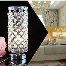 Modern Crystal Table Lamp Bedroom lights Bedside lamp Creative table lamp 9633
