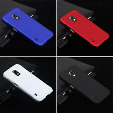 For Samsung Galaxy S5 Active G870 Snap On Rubberized Matte Hard case cover