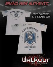 "AFFLICTION ""GSP ROYAL"" AUTHENTIC  BRAND NEW MENS T-SHIRT NWT"