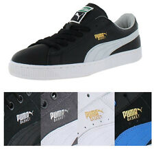 Puma Basket Classic Men's Court Sneakers Shoes Retro
