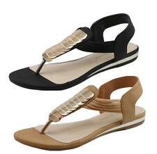 ISABELLA BROWN CAIRO LADIES/WOMENS SHOES/SANDALS/FLATS/FASHION/THONGS/CASUAL