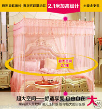 Palace Bedding canopy bedroom mosquito net bed netting frame queen king size