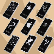 """Fashion Sense Flash LED Light Color Changing Flower Case Cover for iPhone6 4.7"""""""