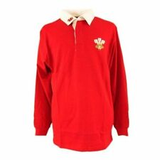 Wales Classic Long Sleeve Adults Jersey