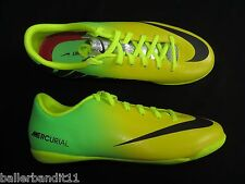 Nike JR Mercurial Victory IV IC Indoor cleats soccer shoes youth new 555646 703