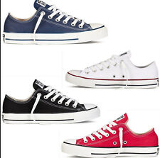 NEW Womens ALL STARs Chuck Taylor Ox Low Top Shoes Canvas Sneakers