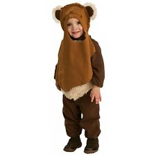Ewok Costume Baby Star Wars Halloween Fancy Dress