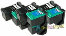 4 Sets HP21/HP22 XL (C9351CE/C9352AE) Compatible Ink Cartridges for HP Printers