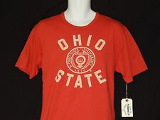 Ohio State Buckeyes Tee Shirt Mens Sizes OSU NCAA Team Apparel Red Logo Old Navy
