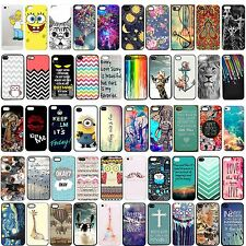 Hot Sale Painted Pattern hard Case Cover back skin For iPhone 4s 5s/5c 6 6Plus